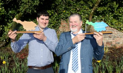 Business with Academia company Cootehill Precision Engineering represent county in the National Enterprise Awards 2020