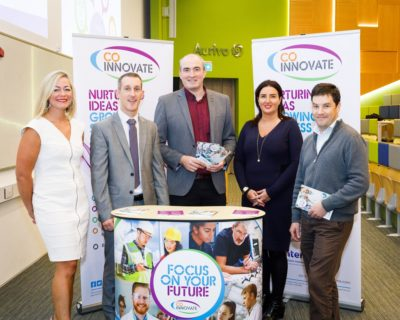 Business with Academia Launch in Sligo IT